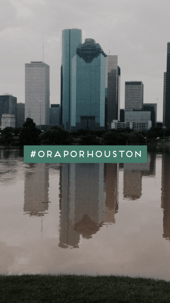 Love And Tacos Hurricane Harvey Inpirational Wallpaper--Ora Por Houston