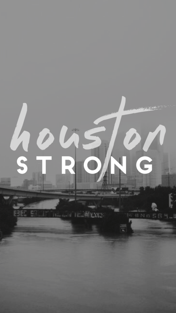 Love And Tacos Hurricane Harvey Inpirational Wallpaper--Houston Strong