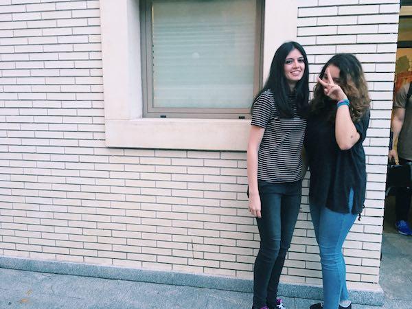 Growing up in Madrid, Spain - Mendez Sisters 8
