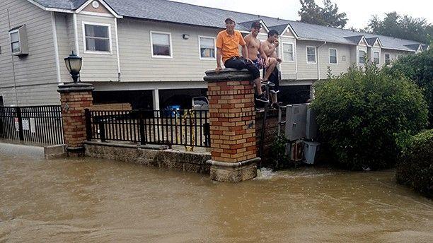 Hurricane Harvey - Live Updates From Houston 22
