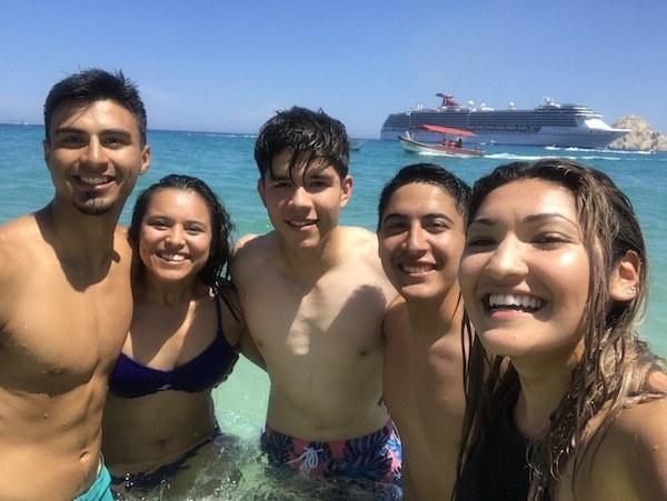 Unwinding in Los Cabos 9