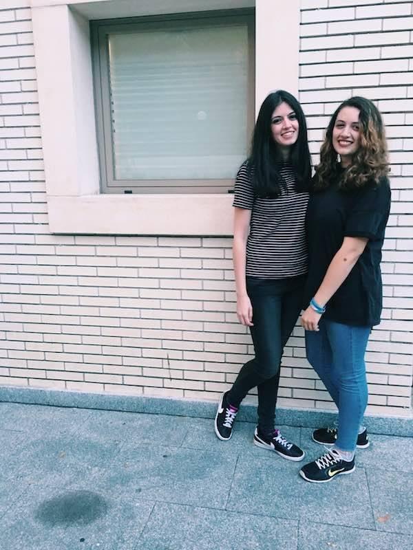 Growing up in Madrid, Spain – Mendez Sisters
