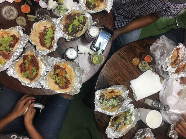 Tacos Galore!