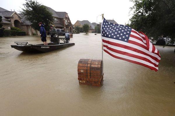 Hurricane Harvey - Live Updates From Houston 16