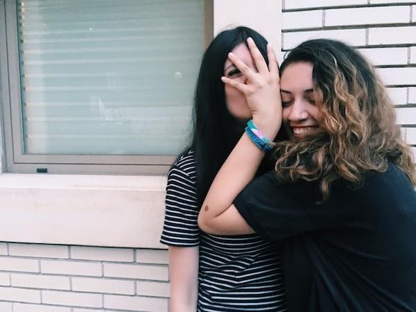 Growing up in Madrid, Spain - Mendez Sisters 6