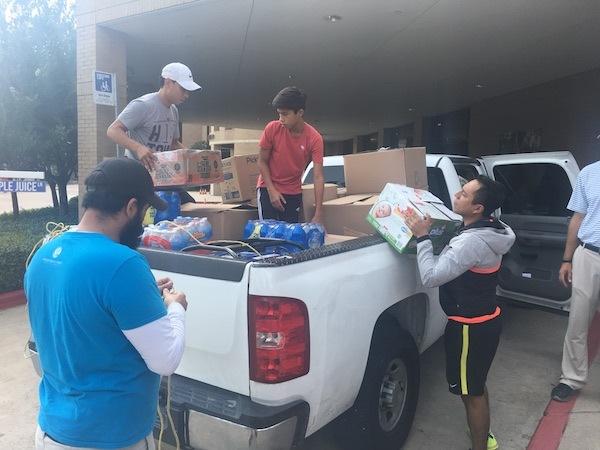 Hurricane Harvey - Live Updates From Houston 10