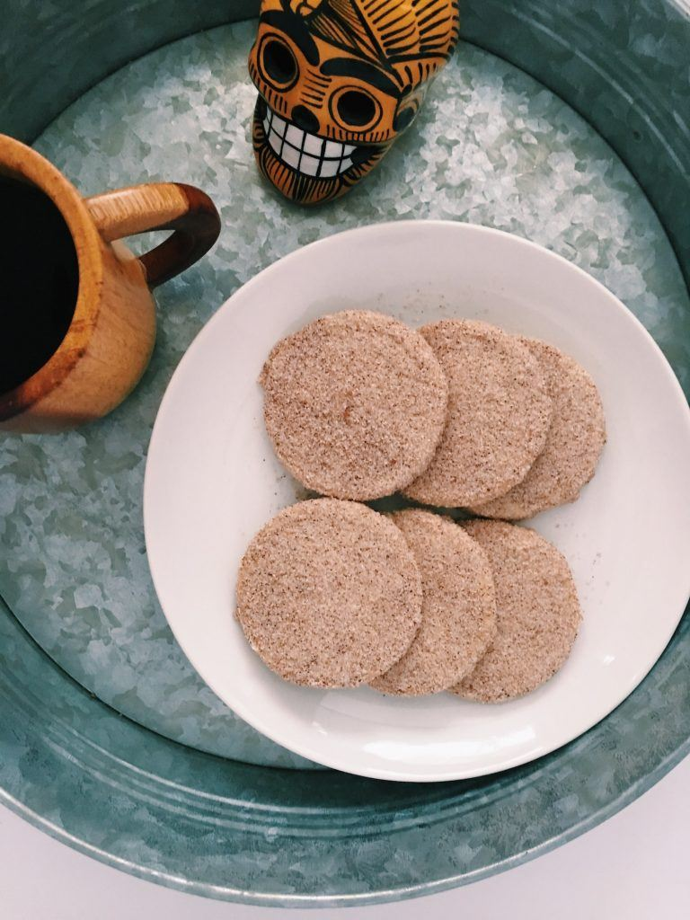 hojarascas recipe mexican shortbread cookies