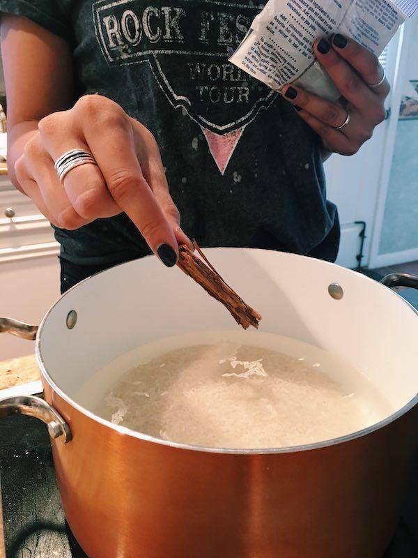 Arroz Con Leche Recipe - A Fall Mexican Dessert 2