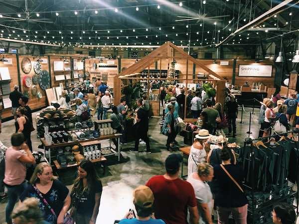 Inside Magnolia Market