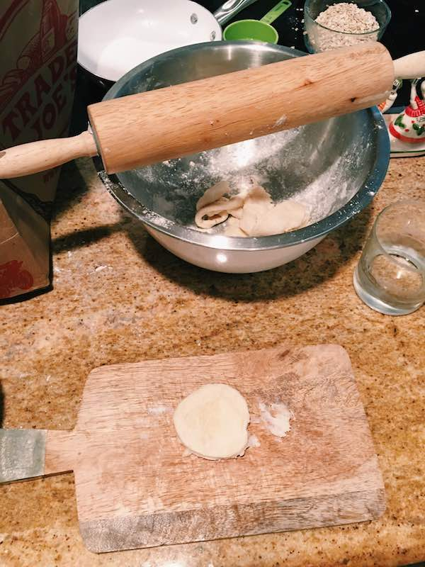 Pie Crust Making
