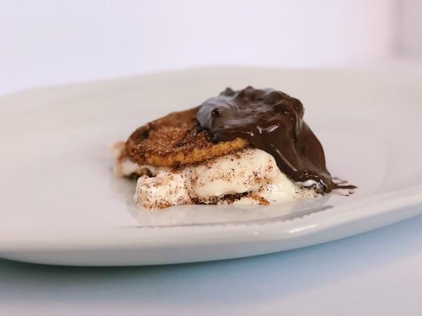 Nutella Churro Ice Cream Sandwich Recipe 4