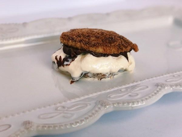 Nutella Churro Ice Cream Sandwich Recipe 5