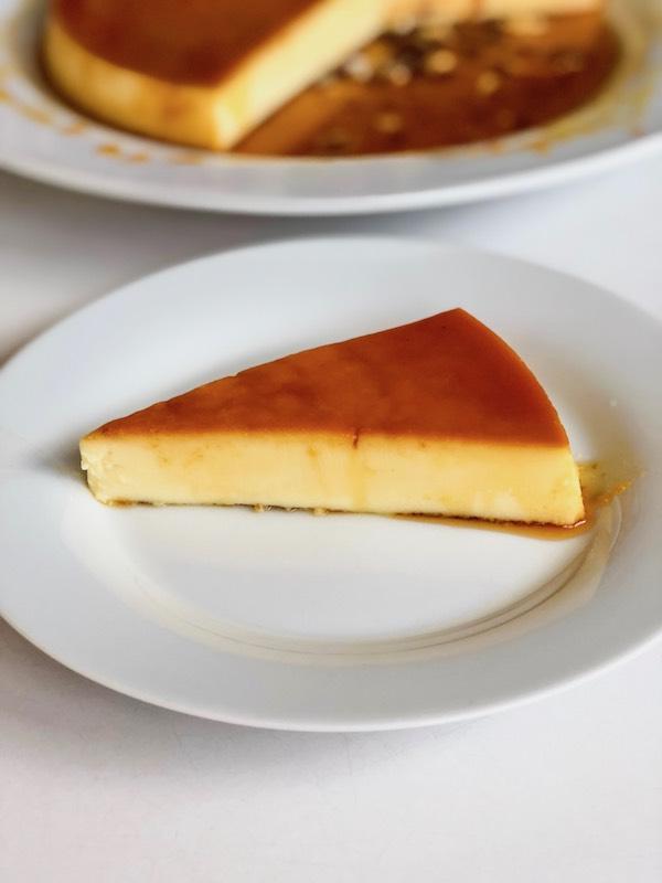 Flan Recipe - A Mexican Caramel Custard Dessert 2