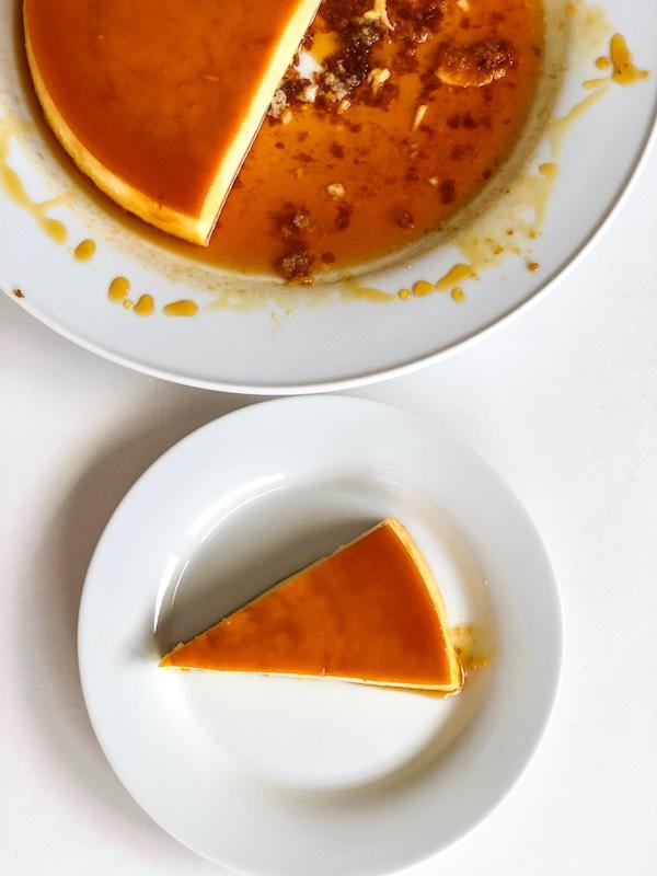 Flan Recipe - A Mexican Caramel Custard Dessert 1