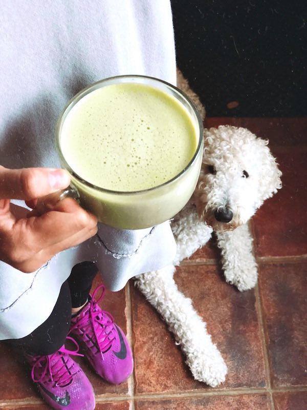 Matcha Latte Recipe 2