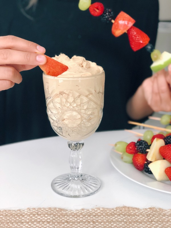 5 Delicious Fruit Dip Recipes 5