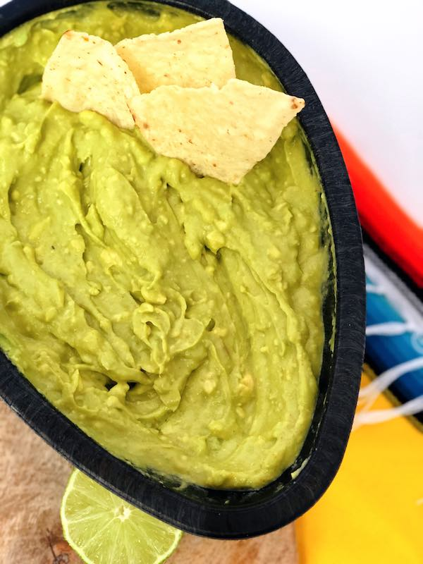 Delicious and perfectly flavorful, this guacamole recipe is the only one you will ever make!