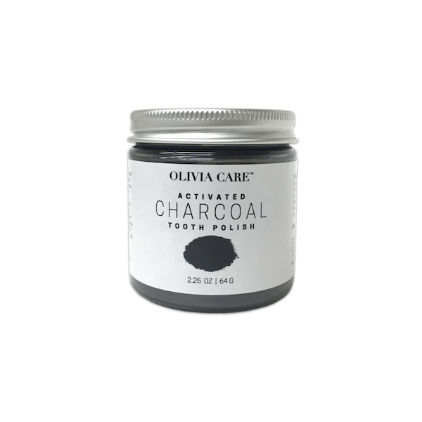 activated charcoal tooth polish that whitens your teeth to perfection