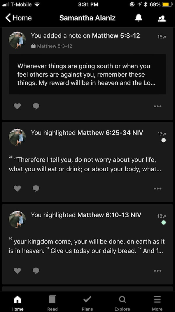 Highlights Bible