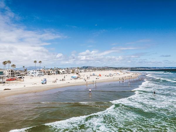 Newport Beach Waves