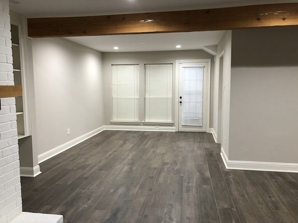 Dinning Room After Photo