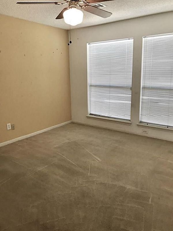 Spare Bedroom Two Before