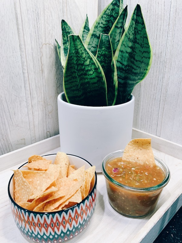 Our Mami's Easy Homemade Fresh Salsa 4